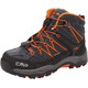CMP Campagnolo Rigel Mid Trekking WP Shoes Children grey